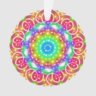 Rosen-Garten-Kreis-Verzierung Ornament