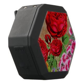 Rosen-Garten Vintag Schwarze Bluetooth Lautsprecher