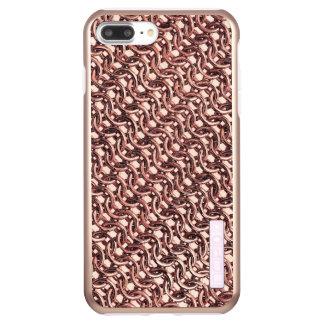 Rosen-GoldChainmail rosa Incipio DualPro Shine iPhone 8 Plus/7 Plus Hülle