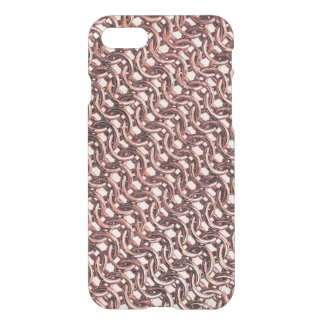 Rosen-GoldChainmail rosa iPhone 8/7 Hülle