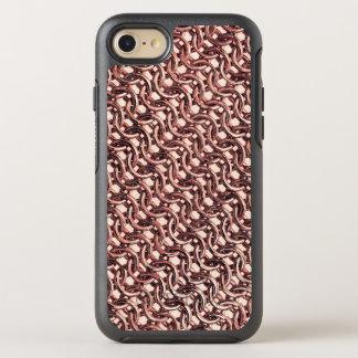 Rosen-GoldChainmail rosa OtterBox Symmetry iPhone 8/7 Hülle