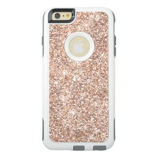 Rosen-GoldGlitter PastellOtterbox iPhone 6 Kasten OtterBox iPhone 6/6s Plus Hülle