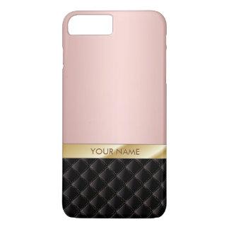 Rosen-GoldName-Luxus iPhone 8 Plus/7 Plus Hülle