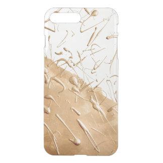 Rosen-Goldregen iPhone 8 Plus/7 Plus Hülle