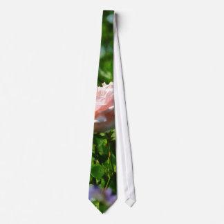 Rosen im Garten Krawatte