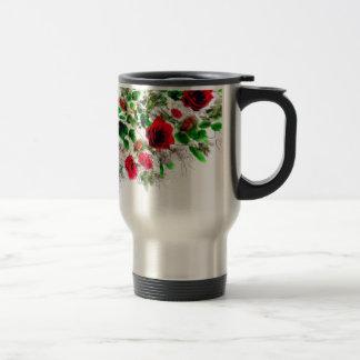 Rosen-Kaffee-Reise, Pendler-Tasse Reisebecher