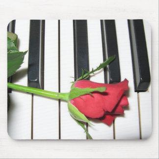 Rosen-Klavier Mousepad