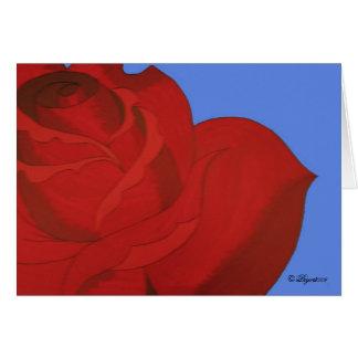 Rosen-Kunst durch Pryor Karte