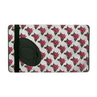 Rosen-Muster Schutzhülle Fürs iPad