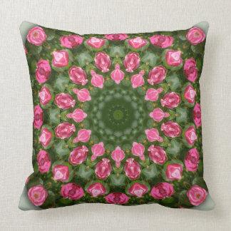 Rosen-Natur, Blume-Mandala Kissen