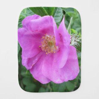 Rosen-rosa Strand-Pflaume Spucktuch