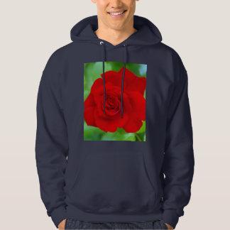 Rosen-Shirt Hoodie