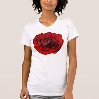 Rosen sind roter T - Shirt