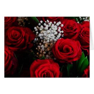 Sexuelle Rosen sind rote Gedichte