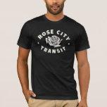 Rosen-Stadt-DurchfahrtThrowback T-Shirt