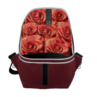 Rosen-Tasche Kuriertasche