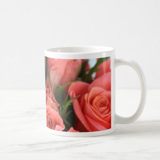 Rosen Kaffeetassen