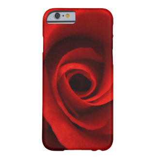 Rosen-Telefon-Kasten Barely There iPhone 6 Hülle