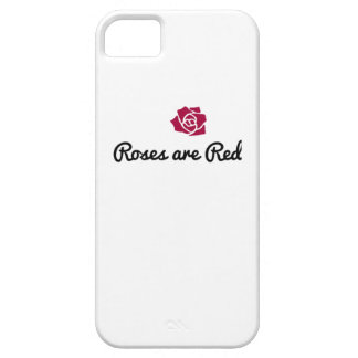Rosen-Telefon-Kasten iPhone 5 Cover