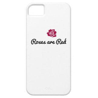 Rosen-Telefon-Kasten iPhone 5 Hülle