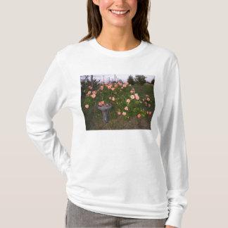 Rosen u. Birdbath T-Shirt