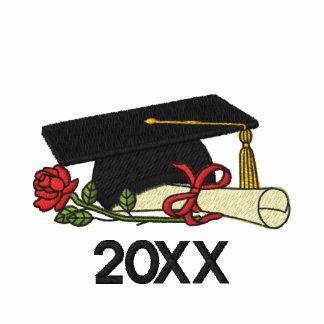 Rosen-und Diplom-Absolvent