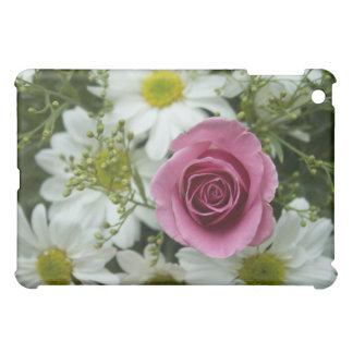Rosen und Gänseblümchen iPad Mini Hülle