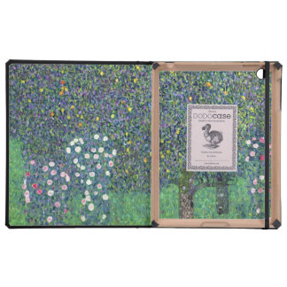 Rosen unter den Bäumen, c.1905 iPad Schutzhülle