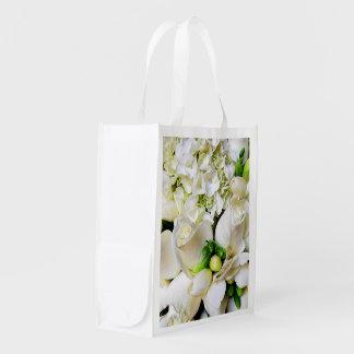Rosen von Love_ Wiederverwendbare Einkaufstasche