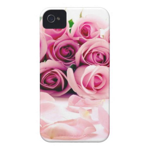 Rosenparadies iPhone 4 Case-Mate Hüllen