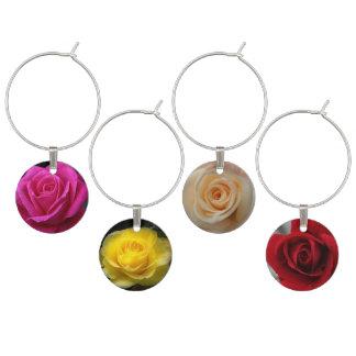 Roses Glasdekorierung