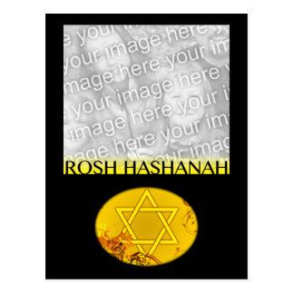 Rosh Hashanah Foto-Karte Postkarte