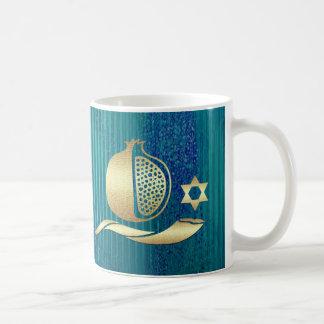 Rosh Hashanah | jüdische neues Kaffeetasse