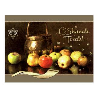Rosh Hashanah | jüdische neues Postkarte