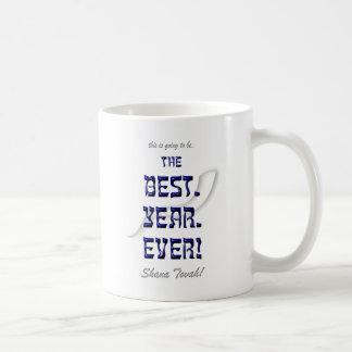 Rosh Hashanah Kaffee-Tasse Kaffeetasse