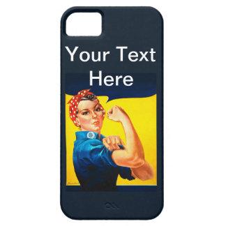 Rosie der Nieteneinschläger Etui Fürs iPhone 5