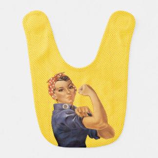 Rosie der Nieteneinschläger können wir ihn tun Babylätzchen