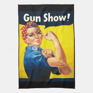 Rosie der Nieteneinschläger: Waffenmesse! Küchentuch