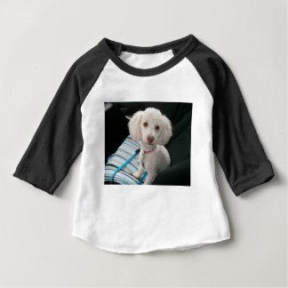 Rosie der Pudel Baby T-shirt