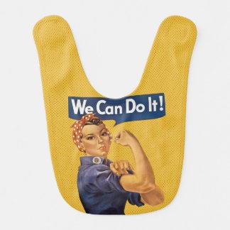 Rosie der Vintage Nieteneinschläger können wir ihn Babylätzchen