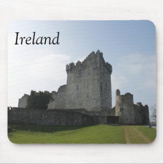 Ross-Schloss, Killarney, Irland Mousepad