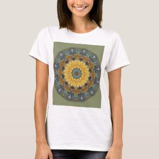Rost-Mandala, Farben des Rosts T-Shirt