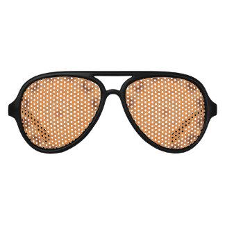 Rost-Mandala, Farben von Rust_843_2 Sonnenbrille