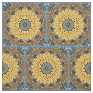Rost-Mandala, Farben von Rust_894_R_3_R1 Stoff