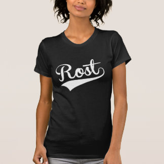 Rost, Retro, T-Shirt