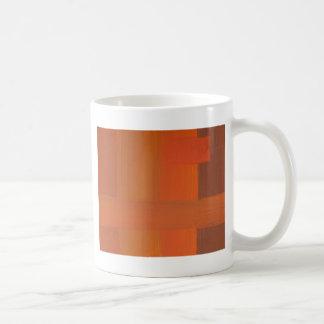 Rost-Teller Kaffeetasse
