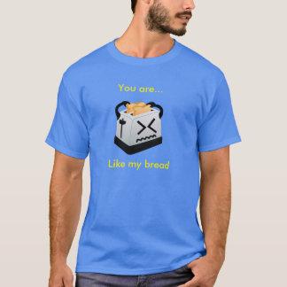Röstend/Toaster T-Shirt