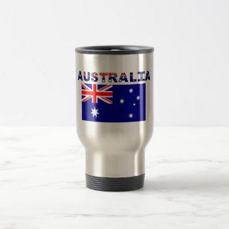 Rostfreier Stahl Australiens 15 Unze-Reise-Tasse Reisebecher