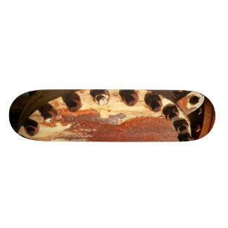 Rostige Bolzen 18,1 Cm Old School Skateboard Deck