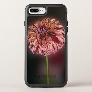 Rostige Dahlie-Zelle OtterBox Symmetry iPhone 8 Plus/7 Plus Hülle
